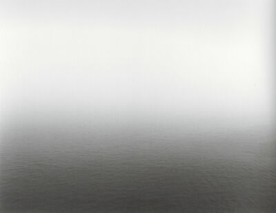 Hiroshi Sugimoto, 'English Channel, Fecamp (361)', 1989