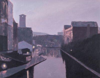 Reuben Colley, 'Dusk Over Gas Street Basin ', 2015