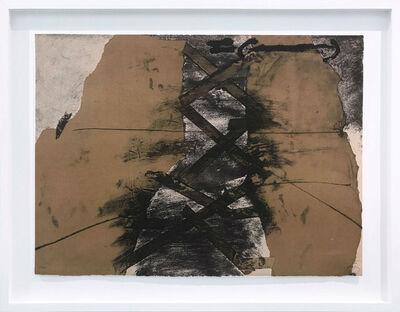 Antoni Tàpies, 'Verbindung (Berlin-Suite III)', 1975