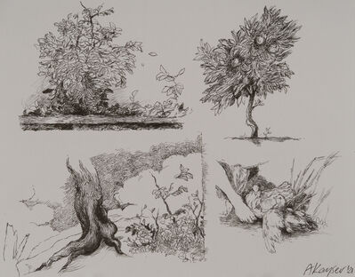 Andrew Kayser, 'Sketch 06', 2021