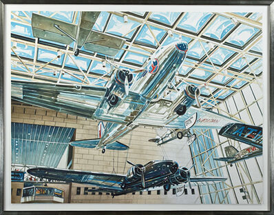Bruce McCombs, 'Air and Space Museum, Washington D.C.', 2001