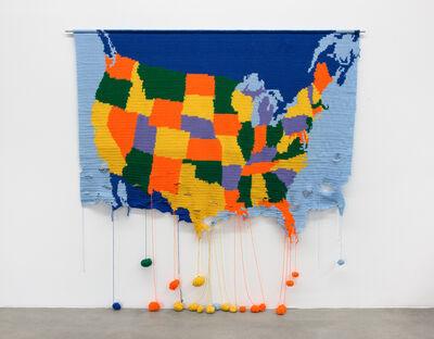 Miyoshi Barosh, 'Holey America', 2006-2007