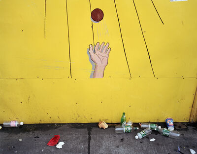 Lisa Kereszi, 'Ball Toss, Coney Island', 2001