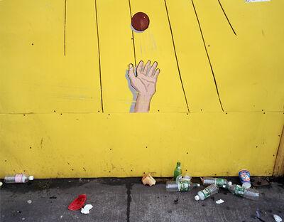 Lisa Kereszi, 'Ball Toss, Coney Island', 2001