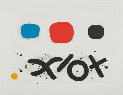 Adolph Gottlieb, 'Imaginary Landscape', 1971