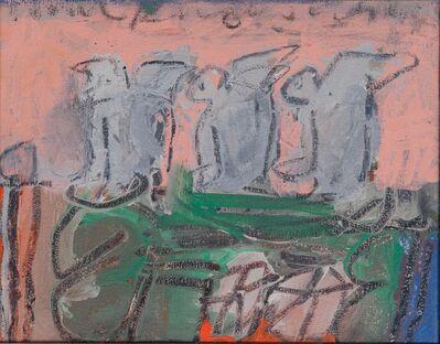 Joe Stefanelli, 'The good omen', 1993