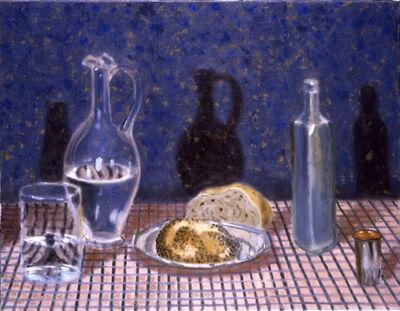 Stephen Mckenna, 'Bread, water & check cloth', 2005