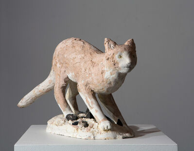 Linda Marrinon, 'Cat', 2016