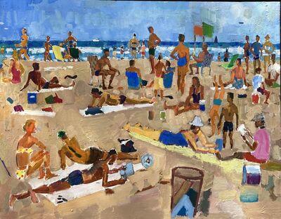 Richard LaPresti, 'Jones Beach', 1996