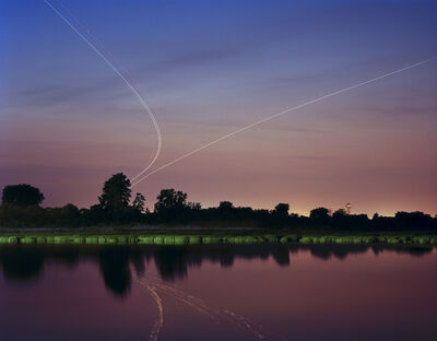Kevin Cooley, 'Takeoffs JFK Runway 13R Sunset', 2006