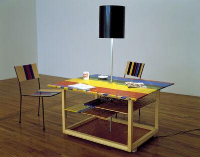 Franz West, 'Creativity: Furniture Reversal', 1999