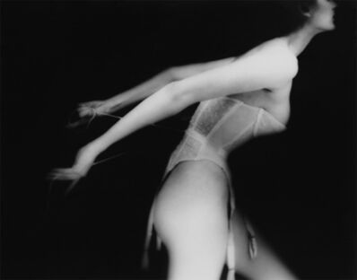 Lillian Bassman, 'It's a Cinch, Carmen, Lingerie by Warner's, New York (from Harper's Bazaar)', 1951