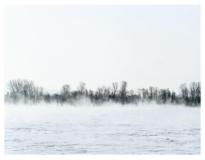 Axel Hütte, 'Rheingau/Nebel-2', 2009