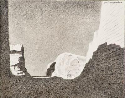 Louis Lozowick, 'Inca Highway', 1973