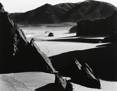 Brett Weston, 'Garrapata Beach, 1954', 1954