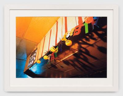William Eggleston, 'Untitled (Birthday decorations, Memphis, Tennessee)', 2001