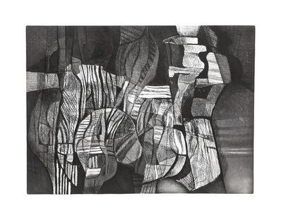 Roberto Burle Marx, 'Noite Metamorfica', 1987
