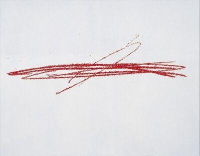 Ye Yongqing 叶永青, '傷痕  Scar ', 2008