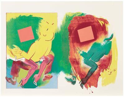 Allen Jones, 'Two Part Invention', 2012