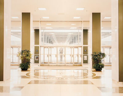 Taryn Simon, 'The Central Intelligence Agency Main Entrance Hall, CIA Original Headquarters Building, Langley, Virginia', 2003/2007