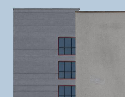 Dorian Gottlieb, 'Bauhaus', 2013