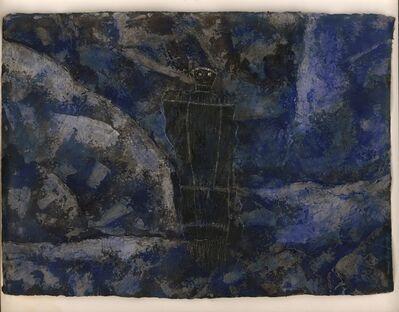 Mildred Elfman Greenberg, 'The Sorcerer', 1984