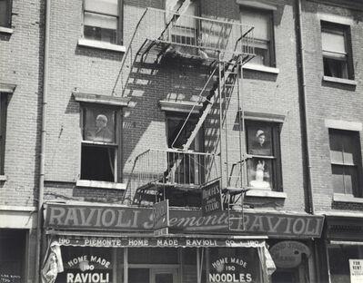 Ilse Bing, 'Ravioli', 1936