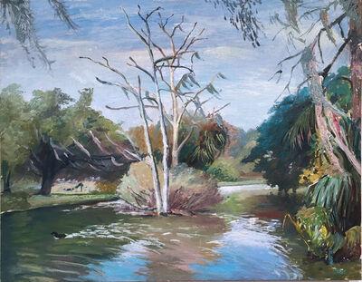 Thomas John Carlson, 'NOLA Swamp', 2016