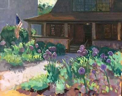 Kelly Carmody, 'Alliums at Annie's', 2019