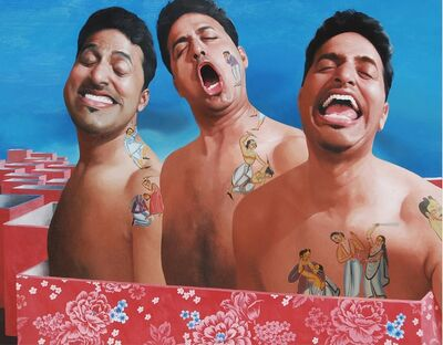 Snehashish Maity, '3 Idiots', 2011