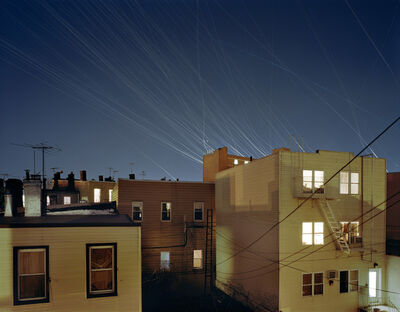 Kevin Cooley, 'LGA Landing Pattern Over Brooklyn', 2006