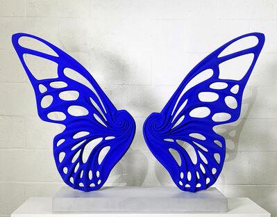 Rubem Robierb, 'Dream Machine - Blue', 2020