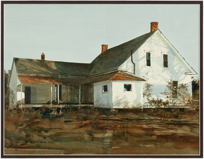 Dean Mitchell, 'Farm House, Havana, Florida', ca. 1985
