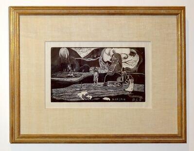 Paul Gauguin, '$5,000 - Maruru (Offerings of Gratitude)', Wood block executed 1893-94