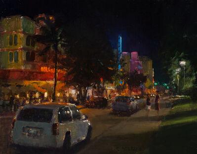 Carl Bretzke, 'South Beach Illumination', 2018