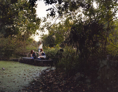 Justine Kurland, 'The Swamp', 2000