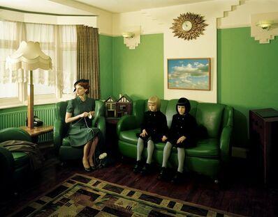 Lottie Davies, 'Viola as Twins', 2009