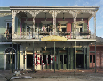 Andrew Moore, 'Trespassers, Six Flags, New Orleans'