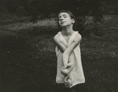 Emmet Gowin, 'Nancy, Danville, Virginia', 1969