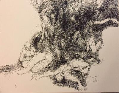 Carol Heft, 'Drawing 4 Death', 2018
