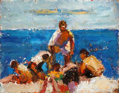 Dennis Hare, 'Children on a Beach', 2008