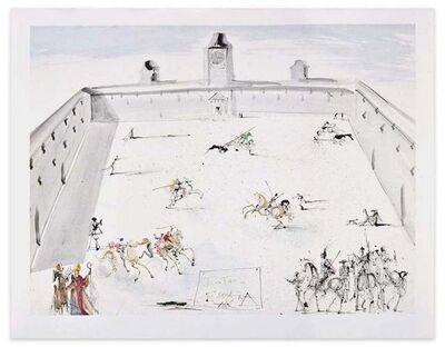 Salvador Dalí, 'Tienta en España - (After S. Dalí)', 1983