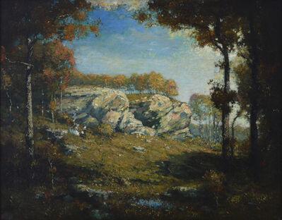 Henry Ward Ranger, 'Sentinel Rock'