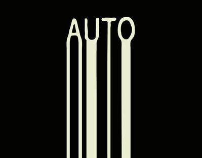 Victor Lopez, 'Auto ', 2017