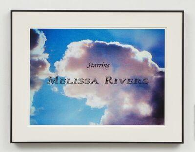 John Waters, 'Melissa', 2006