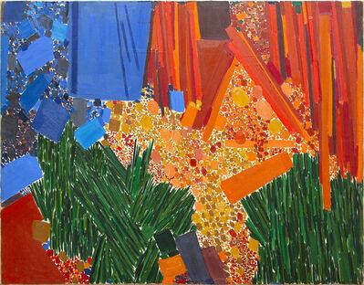 Lynne Drexler, 'Green Entry', 1963