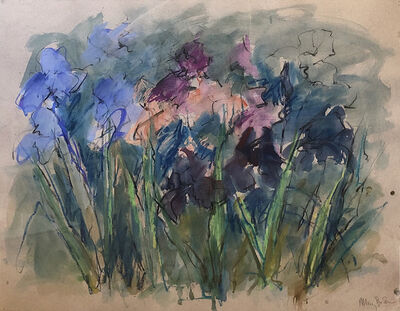 Mary Page Evans, 'Goodstay Iris', 2010