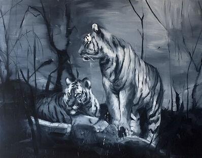 Etienne Cail, 'Tigres V', 2018