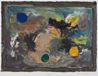 Jules Olitski, 'Elegy: September 11th 2001', 2002
