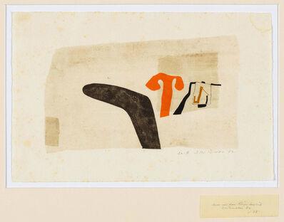 Julius Bissier, 'Untitled', 1962